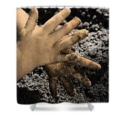The Twelve Gifts Of Birth - Imagination 2 Shower Curtain