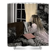 The Twelve Gifts Of Birth - Wisdom 1 Shower Curtain