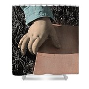 The Twelve Gifts Of Birth - Wisdom 2 Shower Curtain