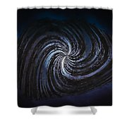 The Unknown Shower Curtain