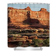The Valley Of Kings Shower Curtain