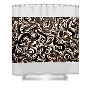 The Veritable Aspects Of Uli Arts #169 Shower Curtain