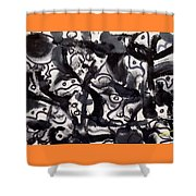 The Veritable Aspects Of Uli Arts #219 Shower Curtain