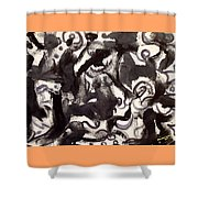 The Veritable Aspects Of Uli Arts #236 Shower Curtain