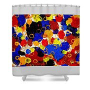 The Veritable Aspects Of Uli Arts #323 Shower Curtain