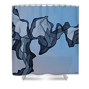 The Very Fabric Shower Curtain