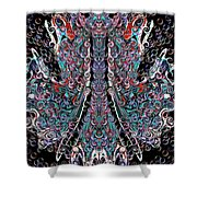 The Visit Shower Curtain