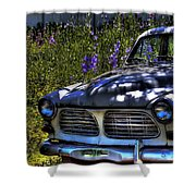 The Volvo Shower Curtain