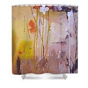 The Wallflowers Shower Curtain