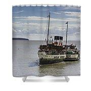 The Waverley 1 Shower Curtain
