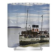 The Waverley 2 Shower Curtain