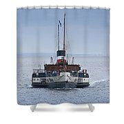 The Waverley Approaches Shower Curtain