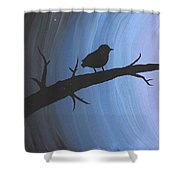 The Way Of Life Shower Curtain