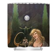 The Wedding Ceremony Shower Curtain