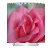 The Whisper Of A Rose Shower Curtain