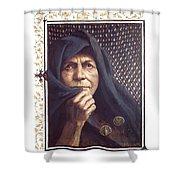 The Widow's Mite - Lgtwm Shower Curtain