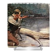 The Winchester Shower Curtain