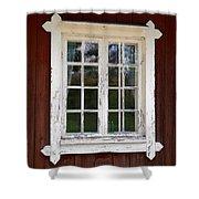 The Window 1 Shower Curtain