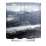 The Wings Shower Curtain