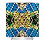 The Wit Hotel N90 V4 Shower Curtain