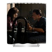 The Wolf Of Wall Street Shower Curtain