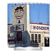 The Wonder Bar, Asbury Park Shower Curtain