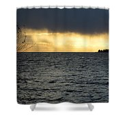 The Wonder Of It All Shower Curtain