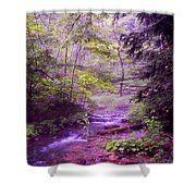 The Wonder Of Nature Shower Curtain