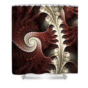 The Wonders Of Nature Vi Shower Curtain