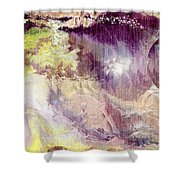 The World Of Magic Shower Curtain