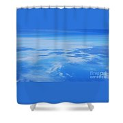 The World Up There # 2 Shower Curtain