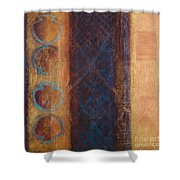 The X Factor Alchemy Of Consciousness Shower Curtain