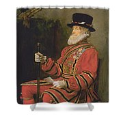 The Yeoman Of The Guard Shower Curtain