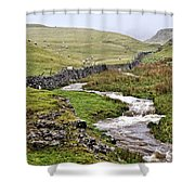 The Yorkshire Dales Shower Curtain