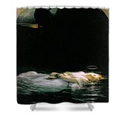 The Young Martyr  Shower Curtain