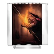 Thearcher Shower Curtain