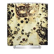 Theater Fun Art Shower Curtain