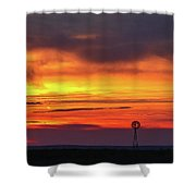 Then Came The Morning Shower Curtain
