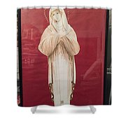 Theotokos Shower Curtain