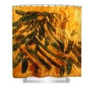 There - Tile Shower Curtain