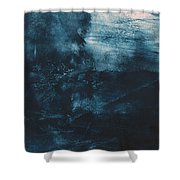There When I Need You- Abstract Art By Linda Woods Shower Curtain