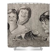 Therese  Shower Curtain