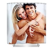 These Movements Elevate Shower Curtain