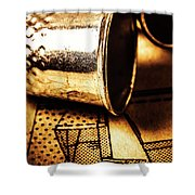 Thimble By Design Shower Curtain