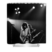 Thin Lizzy Shower Curtain