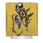 Thing 11 Shower Curtain