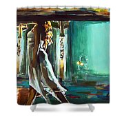 Thinking Out Loud Shower Curtain