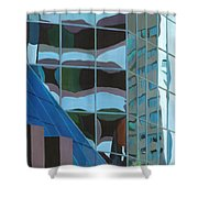 Third And Earll Shower Curtain