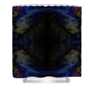 Third Eye Visions Shower Curtain