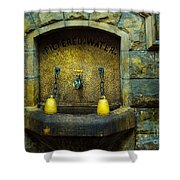 Thirst For Knowledge Shower Curtain